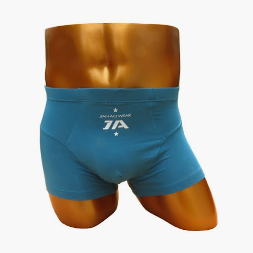 Hot Sale Men Boxer Bamboo Fiber Underwears Model Materi